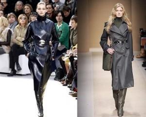 palto 2011-5.  Модные бежевые пальто.