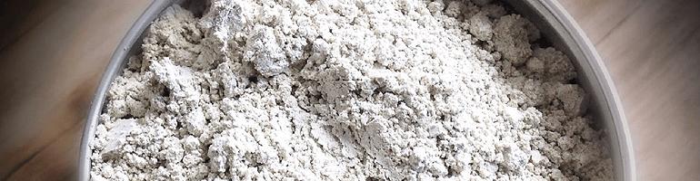 Белая глина для красоты и здоровья
