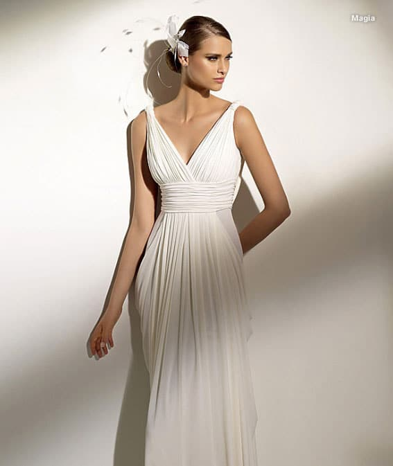 свадебное платье в греческом стиле выкройка