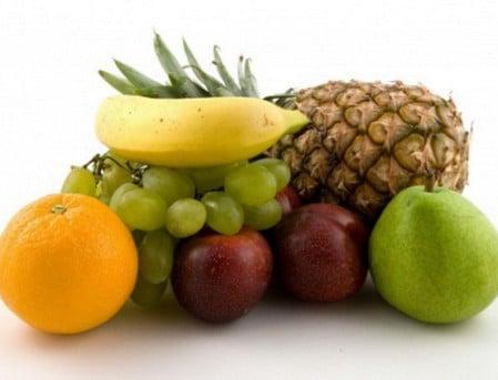 Для проведения пилинга можно использовать любые фрукты на которые нет аллергии