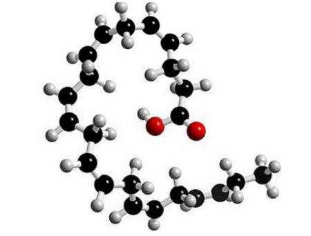 Молекула альфа-липоевой кислоты