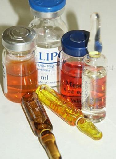 Коктейли для мезотерапии