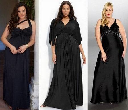 Кожаное платье черное или красное, с чем носить длинные и