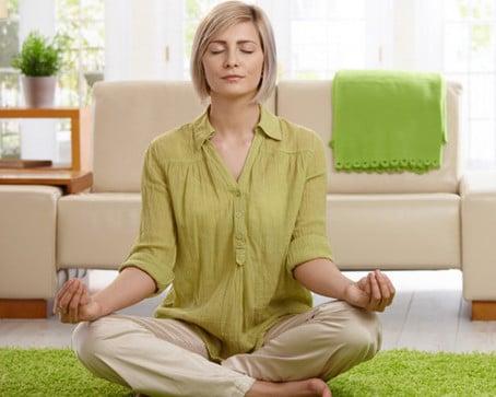 снять стресс и нервное напряжение