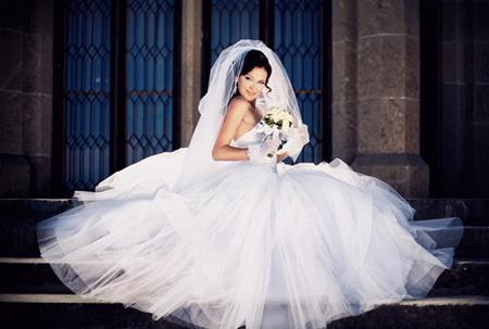 Чтобы свадебный make-up был неотразимым, учитывайте все составляющие своего образа