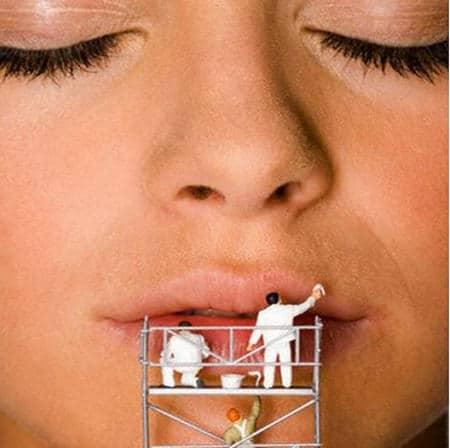 безупречные губы