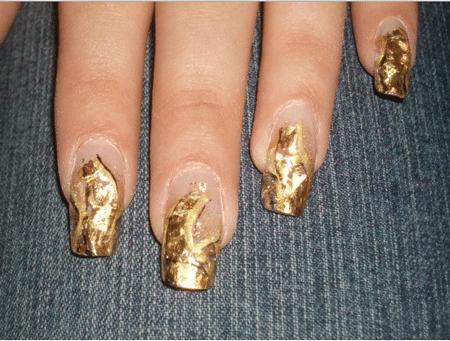 С модным аквариумным дизайном ваши руки могут стать поистине золотыми