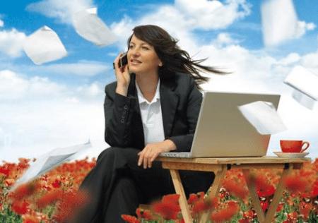 Яркий свет и свежий воздух – лучшее лекарство от офисной дремоты