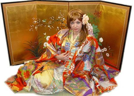 Японская диета – это как блондинка в кимоно. Одежды японские, а «начинка» отечественная