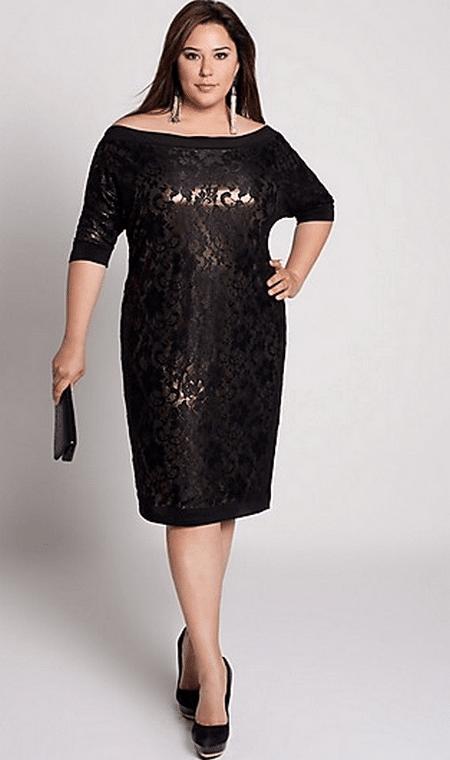 вечерниеи платья машинного вязания