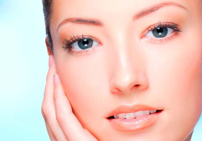 Как сделать кожу лица красивой чистой