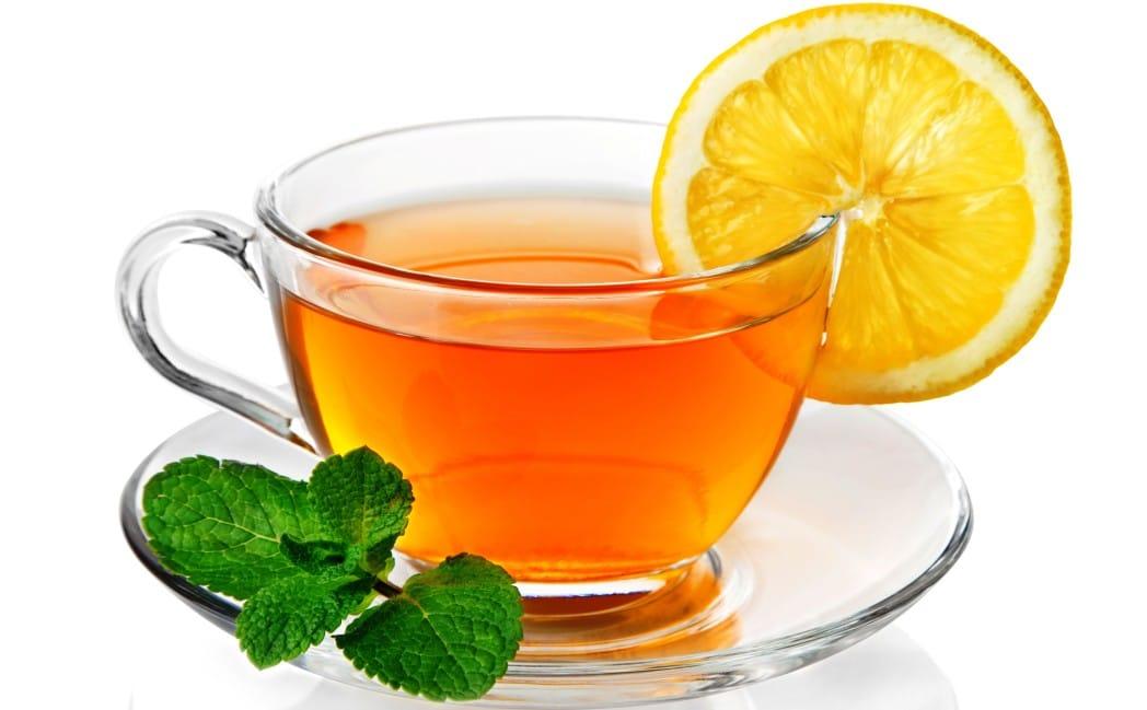 чай с лимоном для похудения отзывы