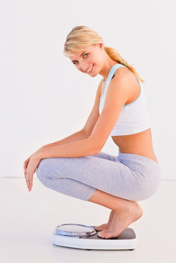 контроль над весом