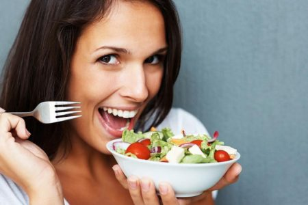 салат для диеты