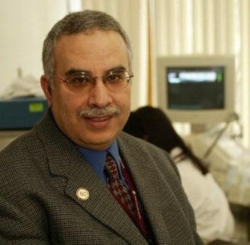 Профессор Усама Хамдий