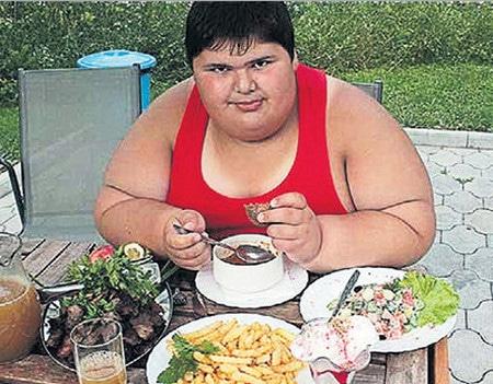диета для подростка