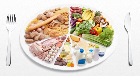 легкий рацион питания для похудения
