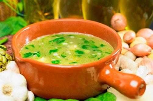 диета на луковом супе и рецепт