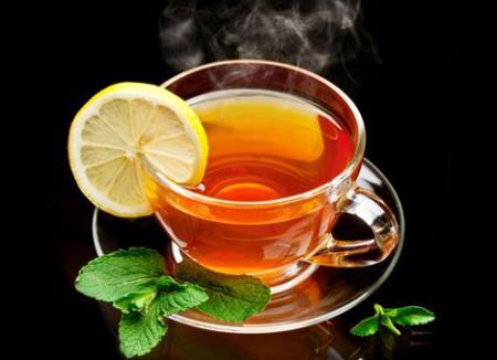 польза чая