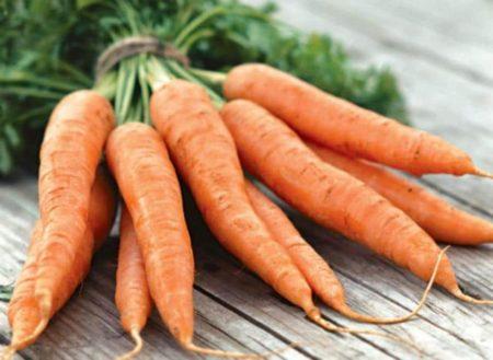Продукты оранжевого цвета