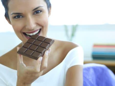 шоколад и диета
