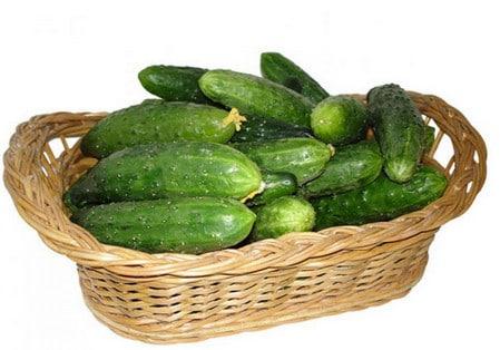 овощи в меню