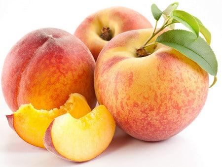 персики для похудения