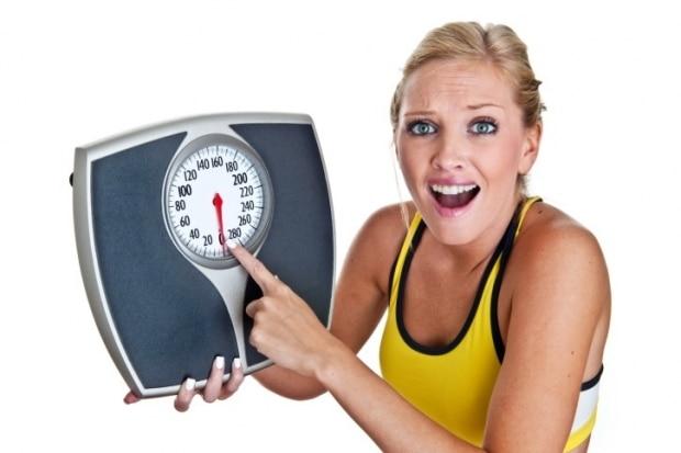 как сбросить три кг за два дня