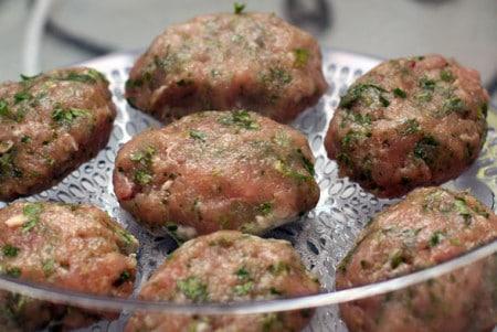 Блюда из овощей и грибов национальной кухни