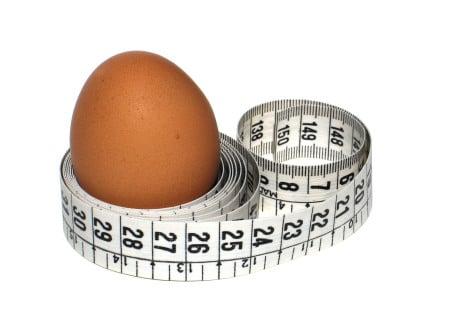 калорийность яиц
