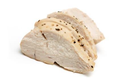 Постное запеченное мясо