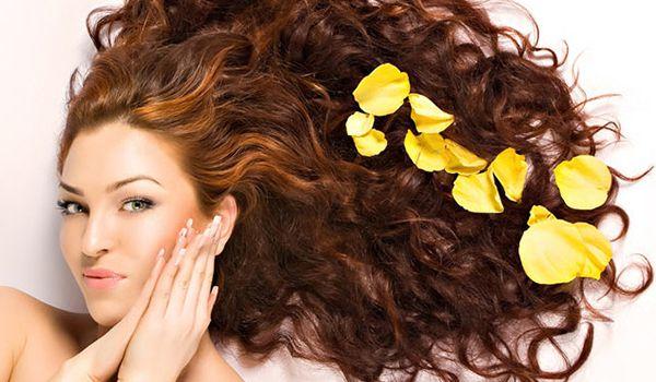 кефир мед яйцо маска для волос