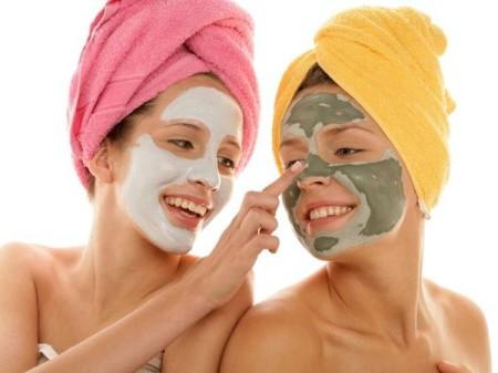 выбор маски по типу кожи