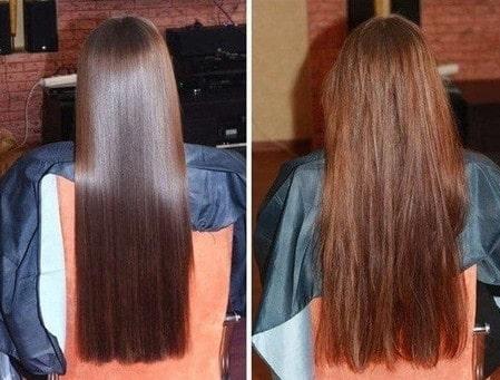 Маски с глицерином для кончиков волос