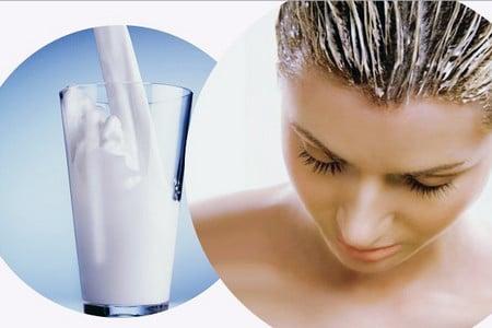 Маска для волос сухие дрожжи и кефир