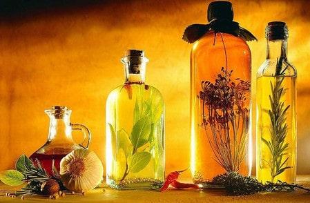 масло на основе трав