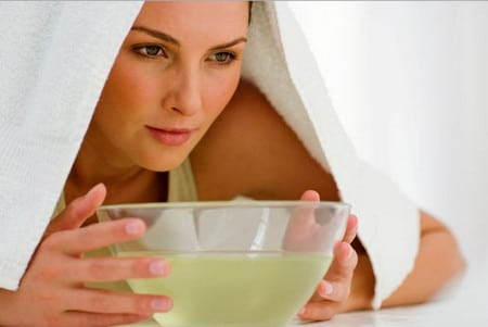 ванночка для лица