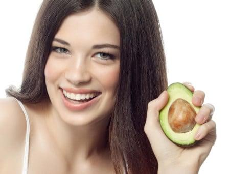 действие авокадо