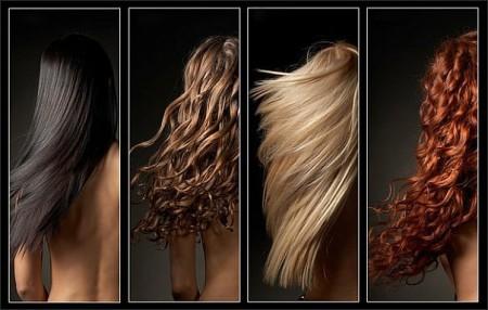 компоненкты для волос