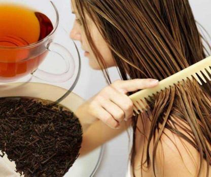 распределение маски для волос