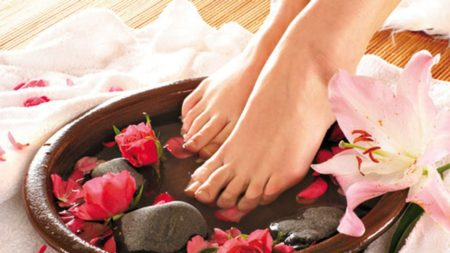 ванночка для ног