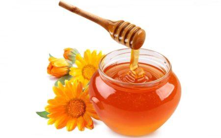 мед для маски