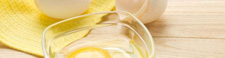 Яичная маска – верный помощник на пути к густоте волос