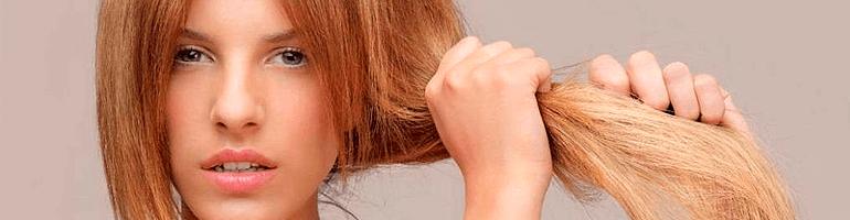 Эффективные маски для сухих волос