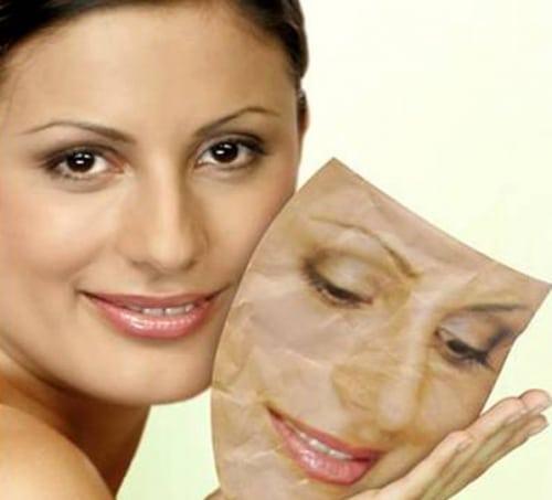 После процедуры дермабразии кожа становится чистой и гладкой