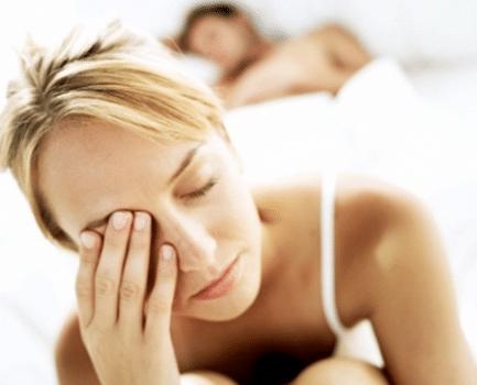 Бессонные ночи отражаются на самочувствии и работоспособности человека