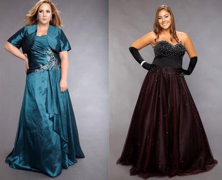 Широкие бедра помогает скрыть расширяющийся к низу покрой платья