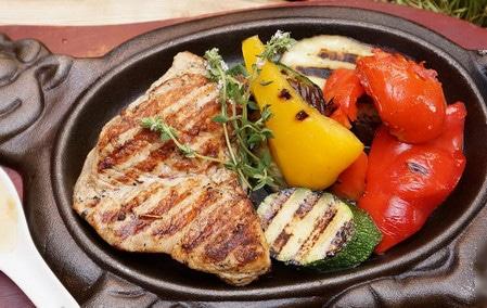 классическое блюдо из палеодиеты