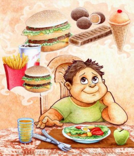 при ожирении