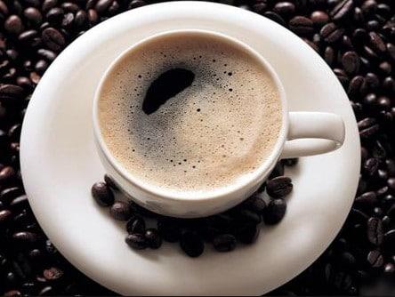 кофе в меню